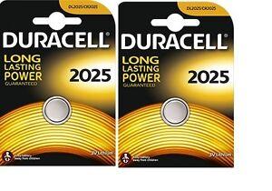 2-PILES-CR2025-DL2025-DURACELL-3V-LITHIUM-DLC-2024