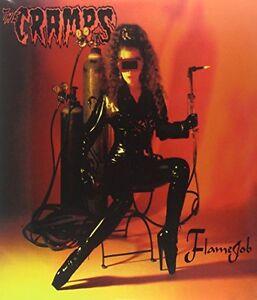 The-Cramps-Flamejob-New-Vinyl-Ltd-Ed-200-Gram