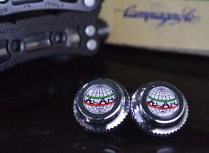 Campagnolo pedals dust caps fit campagnolo super record nuovo record