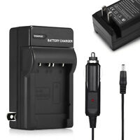 Np-bg1 Np-fg1 Battery Charger Type For Sony Cybershot Npbg1 Dsc-w100 W110 W120