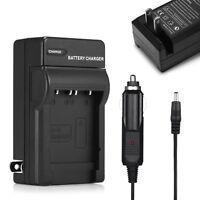 Np-bg1 Np-fg1 Battery Charger Type For Sony Cybershot Npbg1 Dsc-w100 W110 W120