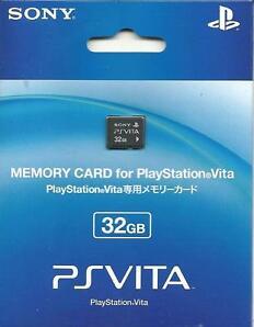Sony 32GB Memory Card for PlayStation Vita (PSVita)