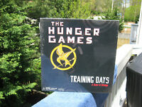 The Hunger Games training Days A Game Of Strategy-new & Factory Sealed