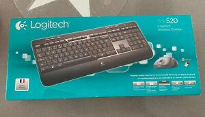 Détails sur clavier + souris Logitech MK520 Wireless Keyboard & Mouse Bundle bluetooth