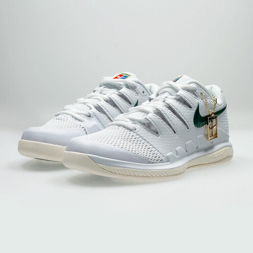 Nuevo Y En Caja Wmns Nike Air Zoom Vapor X  CPT Alfombra Tenis Reino Unido 6.5 100% Authenti AQ8611 100  Ahorre 35% - 70% de descuento