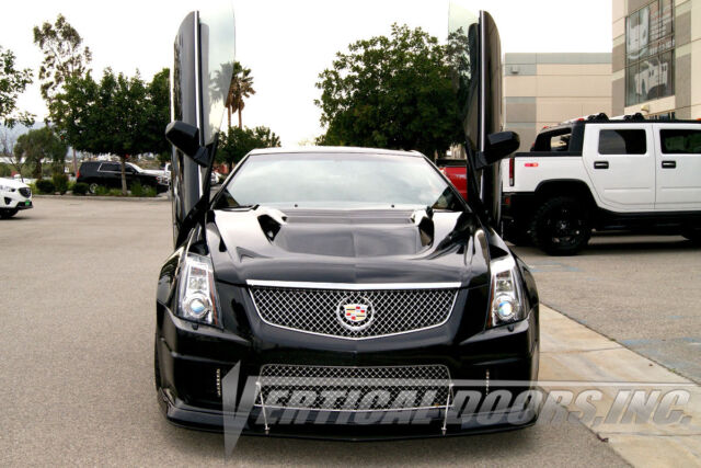 Cadillac Cts Coupe 2 Door V 2008 14 Vertical Doors Lambo Kit Scissor