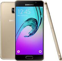 Samsung Galaxy A5 2016 Duos Sm-a510fd Gold (factory Unlocked) 5.2 ,13mp