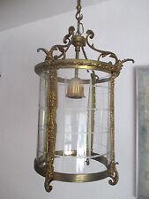 Deckenlampe/Flurlampe, Laterne,Bronce,Zylinder, 57cm hoch 31cm Durchmesser