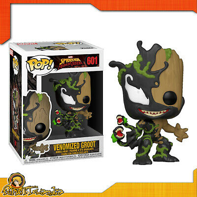 nouveau Venomized Groot Pop! Marvel #601: Venom