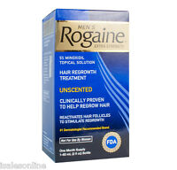 Rogaine Solution Hair Regrowth (mens) - 1 Month Supply ( In Box)