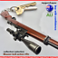 Keyring-Kar98-K-Sniper-Rifle-Keyring-Gun-Keychain-Hunting-Rifle-Replica-Gun-PUBG thumbnail 1