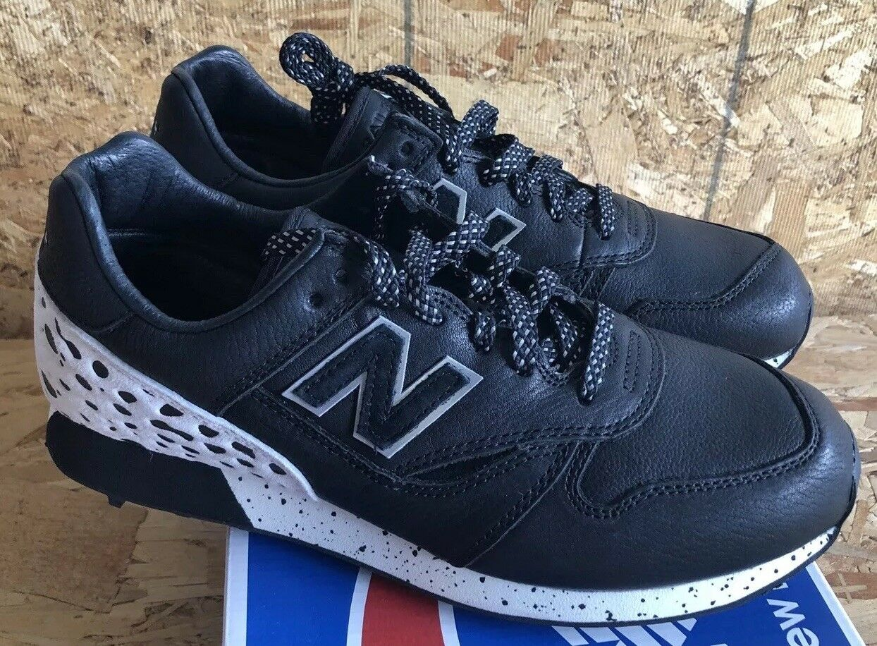 New Balance X Undefeated Trailbuster Negro Talla 8 Nuevo en Caja Tbtbud
