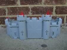 MPC Medieval Castle Knights Middle Ages 1/48 Crusades Toy Soldiers