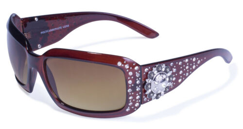 Global Vision Western Bling Sunrise Women/'s Sunglasses    CLOSEOUT