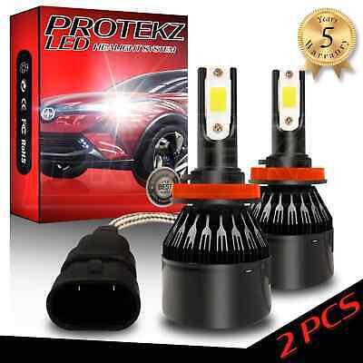 H13 9008 LED Headlight kit 6K for 2006-2011 Mercury Grand Marquis High/&Low Beam