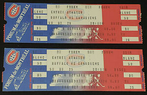 1981-MONTREAL-CANADIENS-vs-BUFFALO-SABRES-MONTREAL-FORUM-UNUSED-TICKET-2
