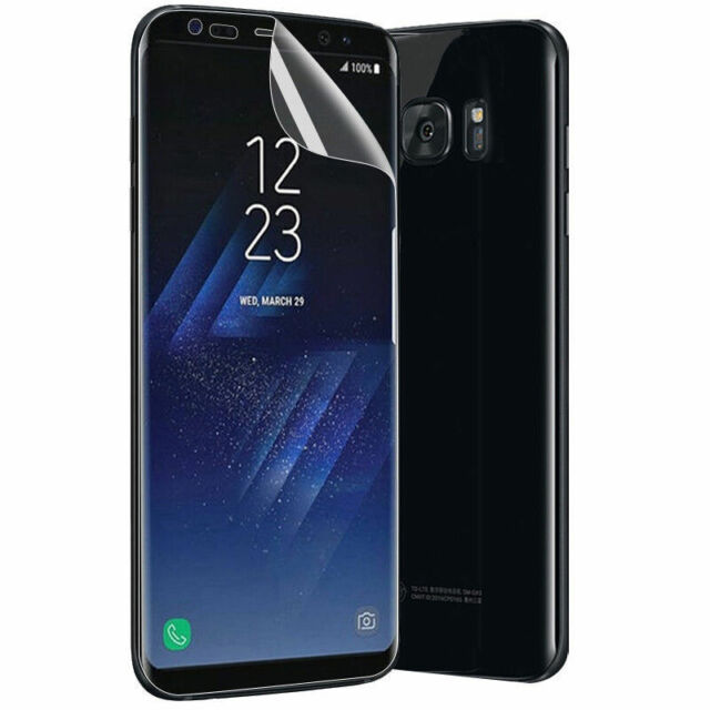 For Samsung Galaxy S8 - 100% Genuine Film Screen Protector Cover