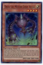 "1 /""Duza the Meteor Cubic Vessel/"" MVP1-ENSV1 Ultra Rare NM Edition! YUGIOH!"