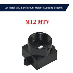 2PCs S Mount M12 Board Lens Holder Sony CCTV  Lens Mount for M12X0.5