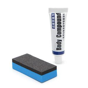 Schleifpaste-Lackpflegemittel-Polierpaste-Kratzerentferner-Schleifpolitur-Kit