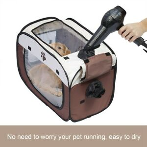 Portable-Cat-Dog-Rabbit-Hair-Dryer-Pet-Drying-Box-Square-Cage-Pet-Supplies