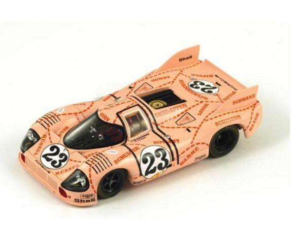 Porsche 917 20 -  Cochon rose  - Joest Kauhsen - 24h Le Mans 1971  23 -Spark
