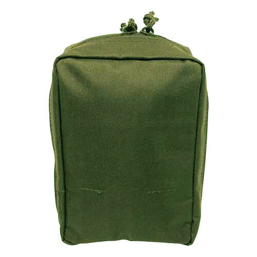 TACTICAL MILITARY MEDICAL FIRST AID KIT POUCH MOLLE SYSTEM POCKET OLIVE GREEN OD