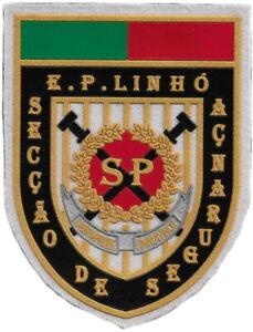 Portugal parche De Servicio Nacional de Policía de la prisión correccional emblema EB00618