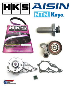 HKS-Cambelt-Timing-Belt-Kit-amp-Water-Pump-For-JZA80-Toyota-Supra-2JZ-GTE-Mk4-TT