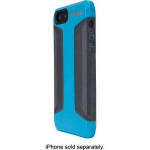 new arrival 8ae3f de5a0 Details about Thule - Atmos X3 Case for Apple iPhone 5 and 5s - Blue/Dark  Shadow