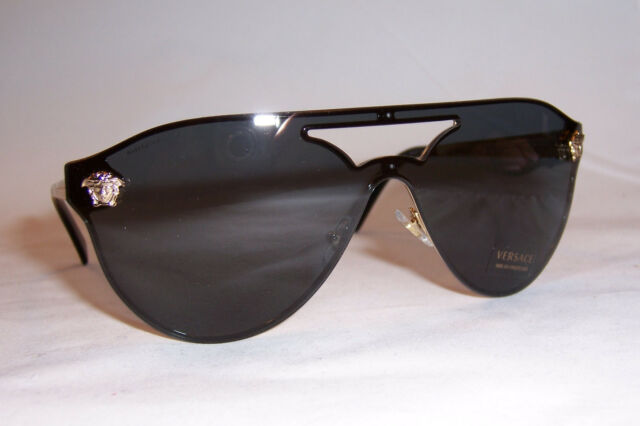 e1de6bf86f Versace Sunglasses Ve 2161 100287 Gold gray Authentic for sale ...