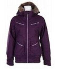 Burton Lush Ski Snowboard DryRide Cross Country Jacket Black Cherry / Purple ski