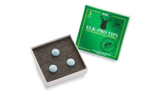 9.5mm Elk Pro Snooker//Pool Tips