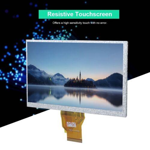 """7/"""" Resistiva LCD Pantalla Táctil HDMI 800*480 Alta Definición para Raspberry Pi"""