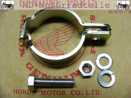 ignition coil setting Honda CB 750 Four K0 K2 Halterung Zündspulen Band A B