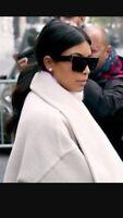 Celine ZZ Sunglasses - Black
