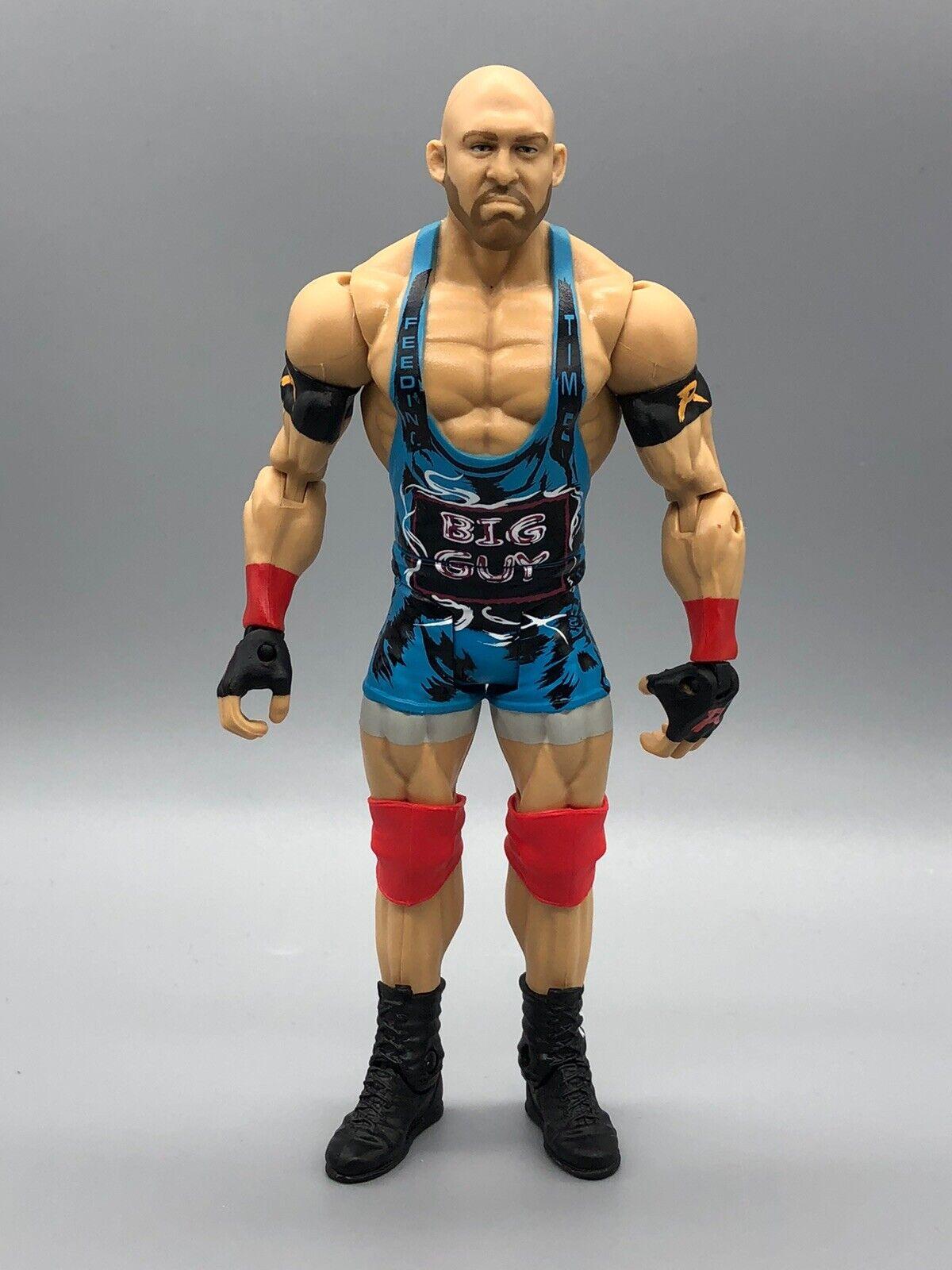 Ryback WWE Smack Down-DJR64 NIB Action Figure