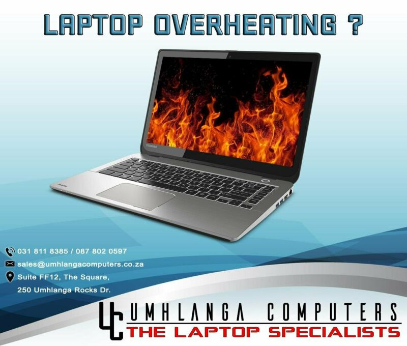 Is Your Laptop Overheating?