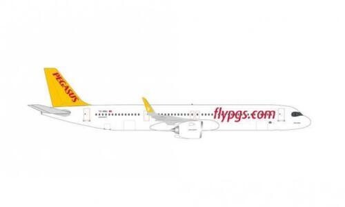Herpa Wings 1:500 Airbus A 321neo Pegasus 534161