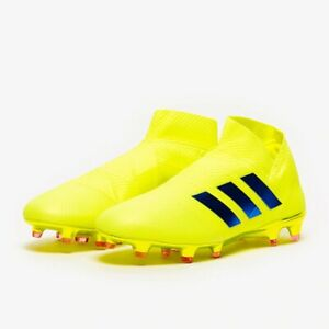 New Adidas Nemeziz 18+ FG Soccer Cleats