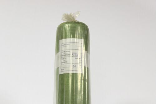 Organza sustancia tela decorativa METERWARE cortina organza papel chapucillas tela 150 cm br
