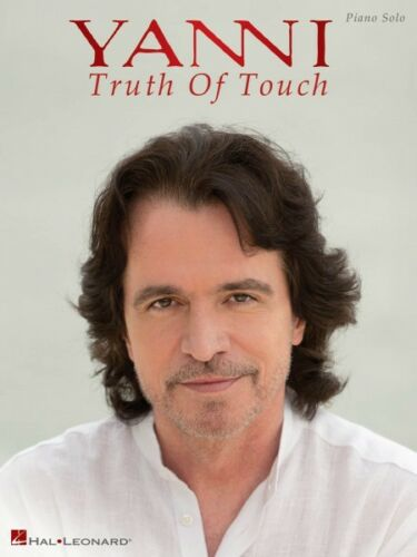 Yanni Truth of Touch Sheet Music Piano Solo NEW 000117648