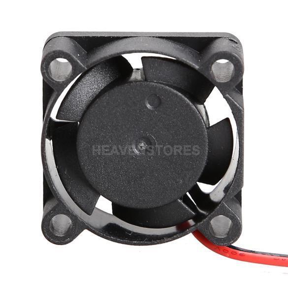 2510S 5V Cooler Brushless DC Fan 25*10mm Mini Cooling Radiator  hv2n