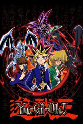 Yu-Gi.Oh Anime Manga Eßbar Tortenaufleger Party Deko Tortenbild Geburtstag Neu
