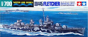 Tamiya-31902-US-Navy-Destroyer-DD445-Fletcher-1-700-scale-kit