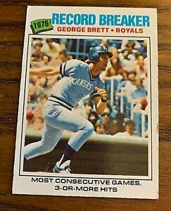 1977-Topps-231-George-Brett-RB-Kansas-HOF