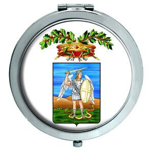 Foggia Provinz (Italien) Kompakter Spiegel
