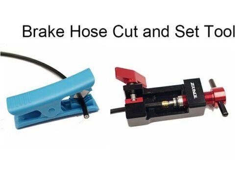 ZRACE Bike Tubing Cutter Bicycle Hydraulic Disc Brake Hose Tube Cutter Insert