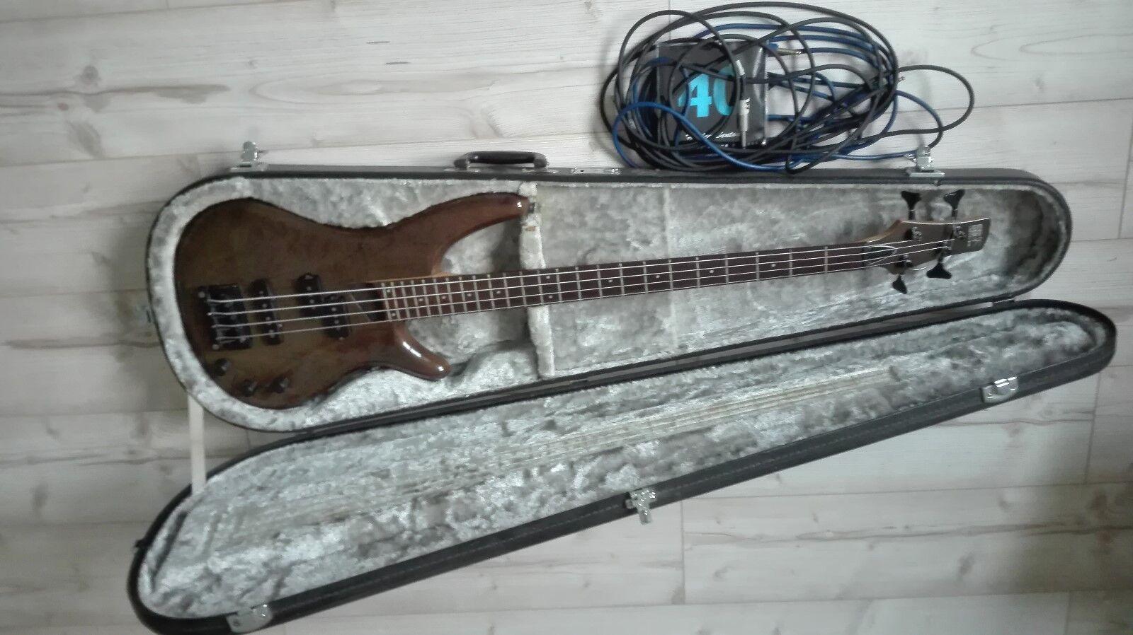Ibanez Soundgear 400 SDGR E-Bass 4 Saiter mit Koffer