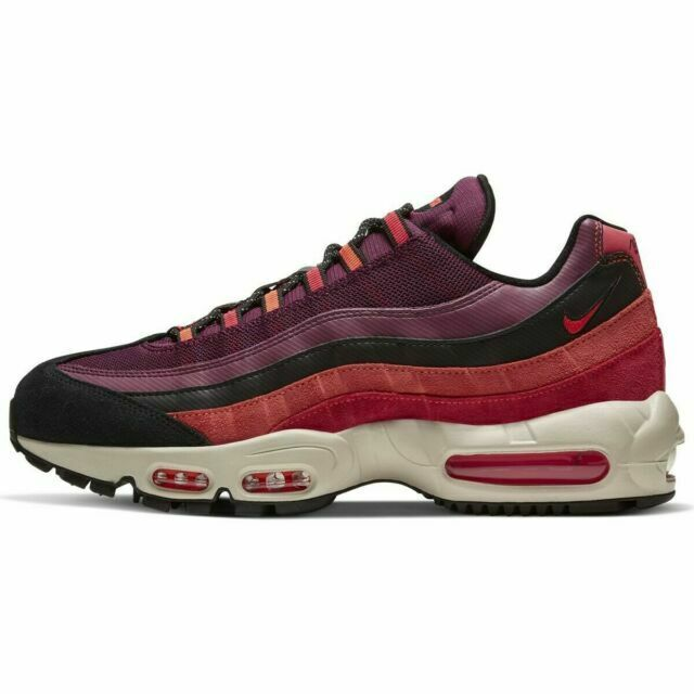 Size 6 - Nike Air Max 95 Winterized Villain Red 2020